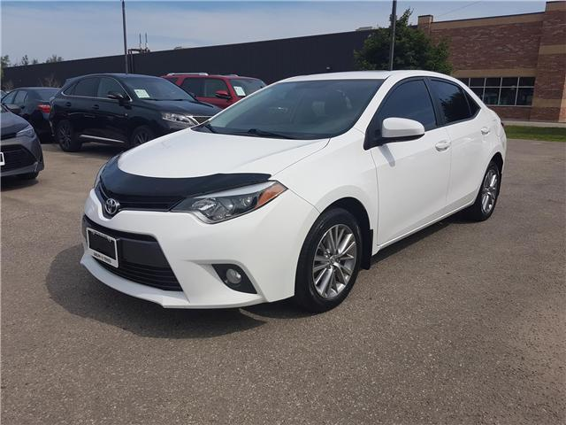 2015 Toyota Corolla LE ECO (Stk: U00922) in Guelph - Image 1 of 26