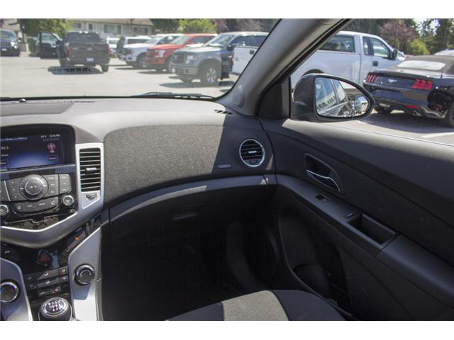 2015 Chevrolet Cruze 1LT (Stk: 8EX0639A) in Surrey - Image 13 of 26