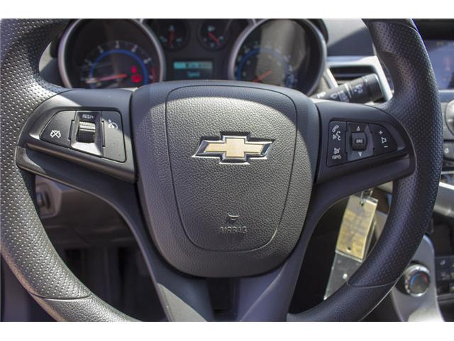 2015 Chevrolet Cruze 1LT (Stk: 8EX0639A) in Surrey - Image 18 of 26