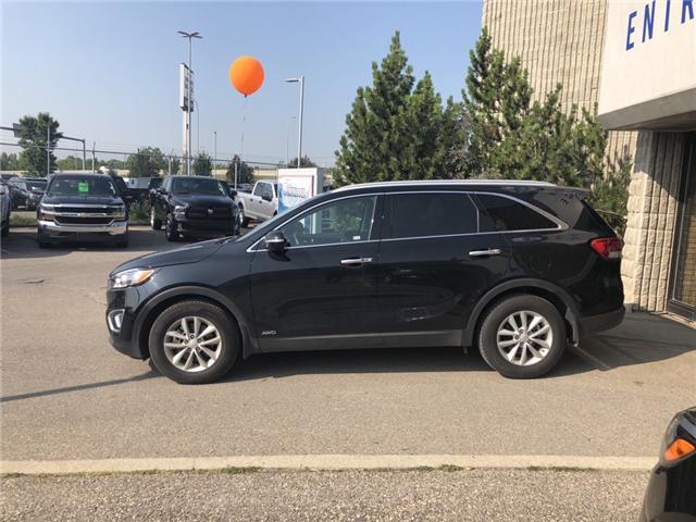 2018 Kia Sorento 2.0L LX (Stk: P0039) in Calgary - Image 2 of 5