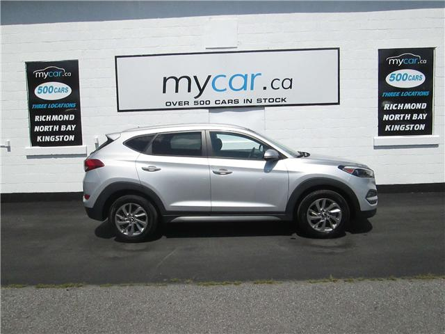 2017 Hyundai Tucson Premium (Stk: 180960) in Richmond - Image 1 of 13
