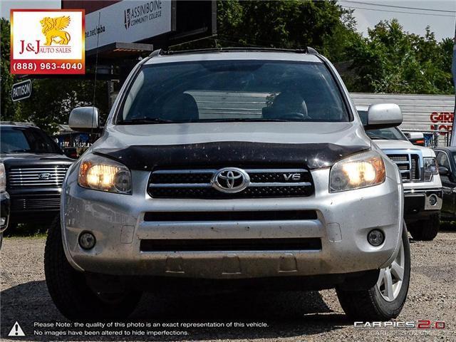 2008 Toyota RAV4 Limited V6 (Stk: J18061-1) in Brandon - Image 2 of 27