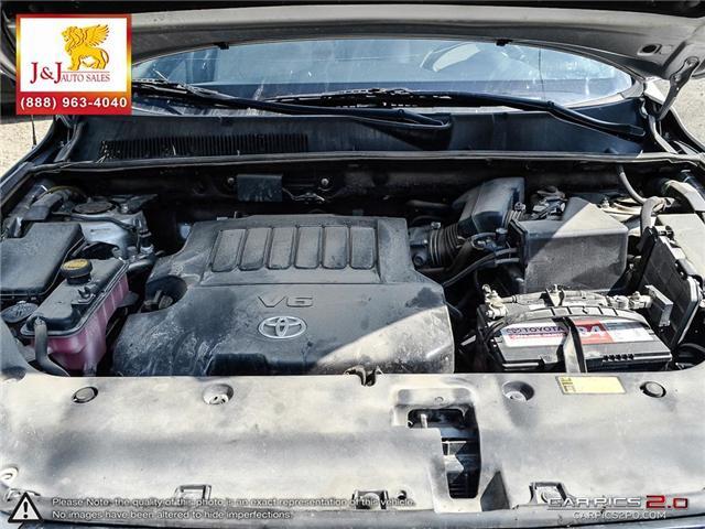 2008 Toyota RAV4 Limited V6 (Stk: J18061-1) in Brandon - Image 8 of 27