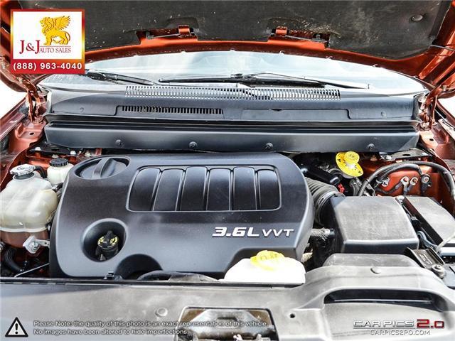 2014 Dodge Journey R/T (Stk: J18025) in Brandon - Image 8 of 27
