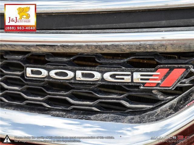 2014 Dodge Journey R/T (Stk: J18025) in Brandon - Image 9 of 27