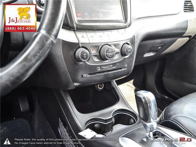 2014 Dodge Journey R/T (Stk: J18025) in Brandon - Image 20 of 27