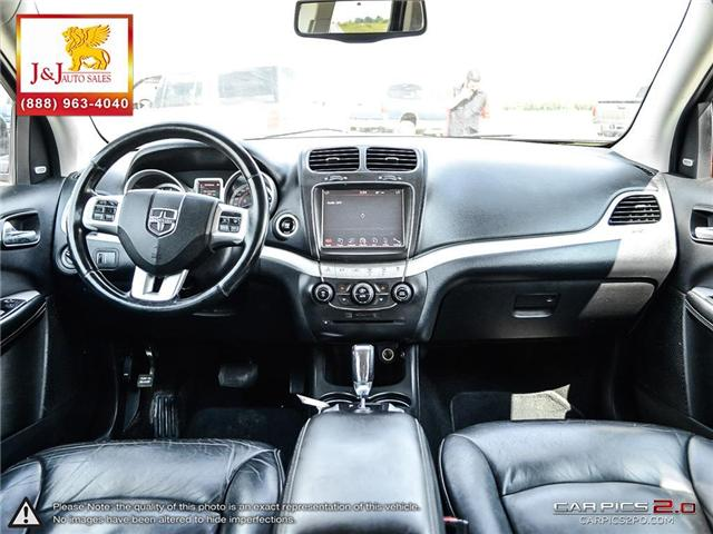 2014 Dodge Journey R/T (Stk: J18025) in Brandon - Image 25 of 27