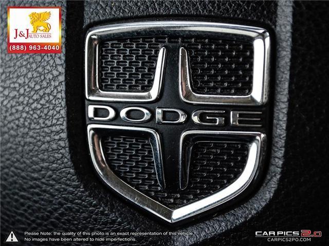 2014 Dodge Journey R/T (Stk: J18025) in Brandon - Image 27 of 27