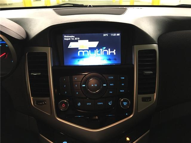 2016 Chevrolet Cruze Limited 1LT (Stk: WE046) in Edmonton - Image 12 of 17