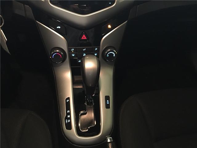 2016 Chevrolet Cruze Limited 1LT (Stk: WE046) in Edmonton - Image 16 of 17