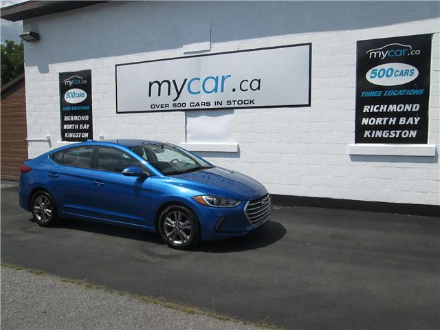 2017 Hyundai Elantra GL (Stk: 180964) in Kingston - Image 2 of 13
