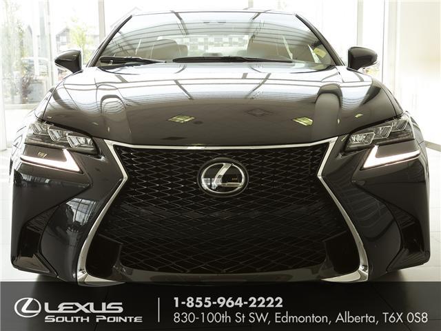 2017 Lexus GS 350  (Stk: LUB6541) in Edmonton - Image 2 of 19