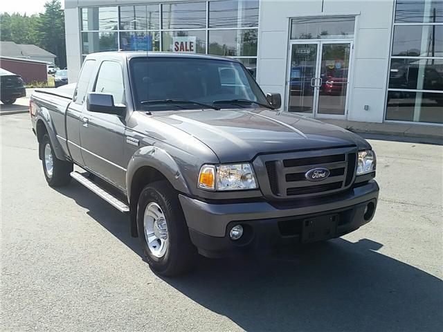 2011 Ford Ranger Sport (Stk: 110022) in Hebbville - Image 1 of 17