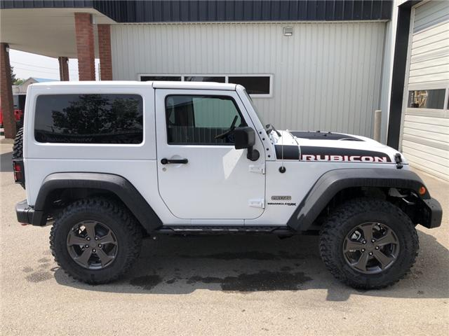 2018 Jeep Wrangler JK Rubicon (Stk: 12499) in Fort Macleod - Image 5 of 16