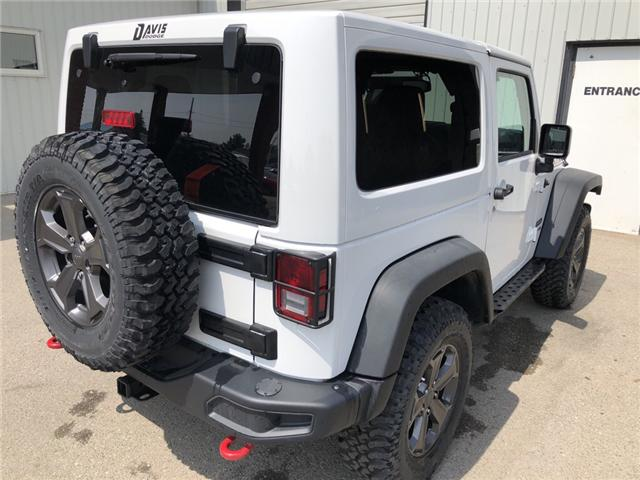 2018 Jeep Wrangler JK Rubicon (Stk: 12499) in Fort Macleod - Image 4 of 16