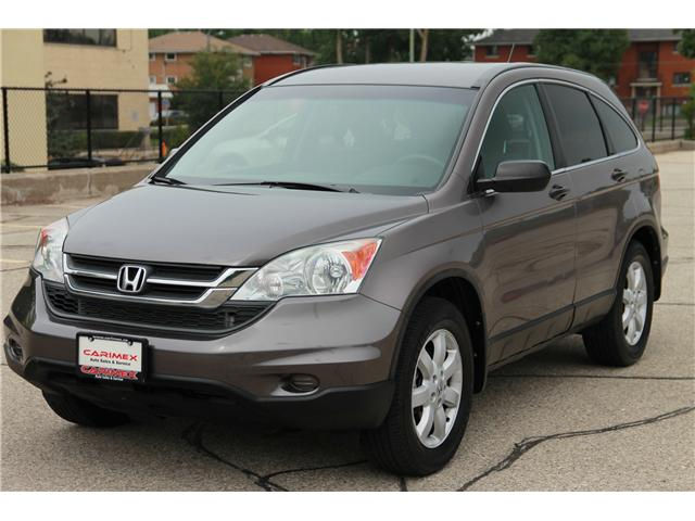2011 Honda CR-V LX (Stk: 1807322) in Waterloo - Image 1 of 24