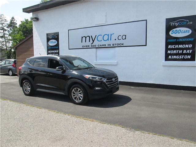 2017 Hyundai Tucson Premium (Stk: 180956) in Richmond - Image 2 of 13