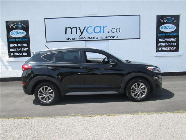 2017 Hyundai Tucson Premium (Stk: 180956) in Richmond - Image 1 of 13