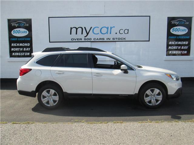 2015 Subaru Outback 2.5i (Stk: 181008) in Richmond - Image 1 of 13