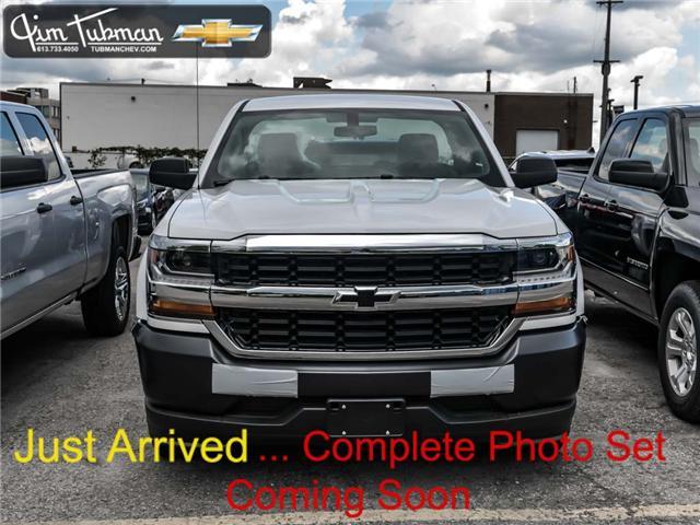 2018 Chevrolet Silverado 1500 WT (Stk: 181174) in Ottawa - Image 1 of 1