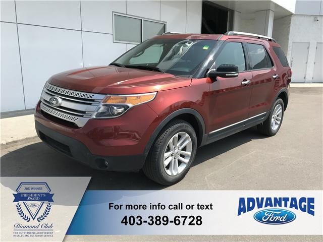 2014 Ford Explorer XLT (Stk: J-1751A) in Calgary - Image 1 of 20