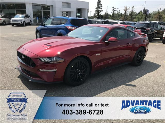 2019 Ford Mustang GT (Stk: K-032) in Calgary - Image 1 of 4