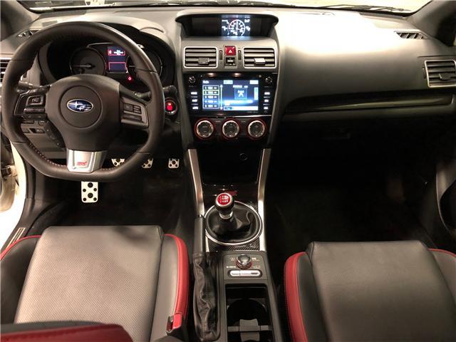 2017 Subaru WRX STI Sport-tech (Stk: R9694C) in Mississauga - Image 9 of 28