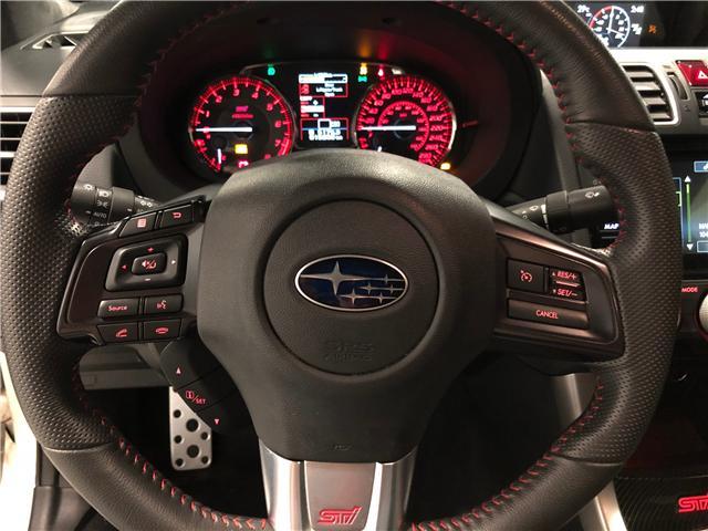2017 Subaru WRX STI Sport-tech (Stk: R9694C) in Mississauga - Image 11 of 28