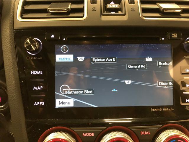 2017 Subaru WRX STI Sport-tech (Stk: R9694C) in Mississauga - Image 20 of 28