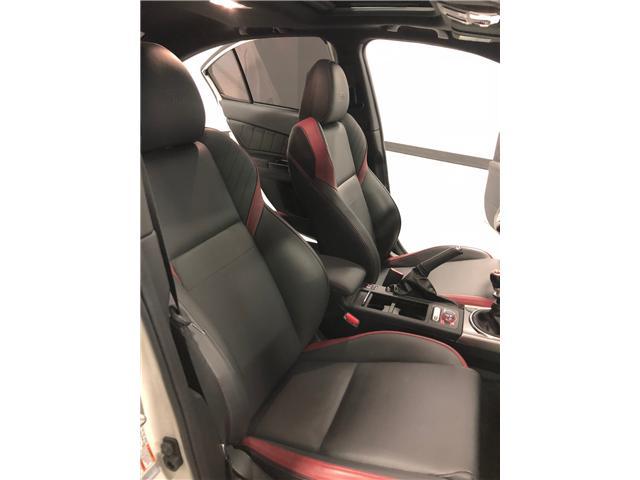 2017 Subaru WRX STI Sport-tech (Stk: R9694C) in Mississauga - Image 21 of 28