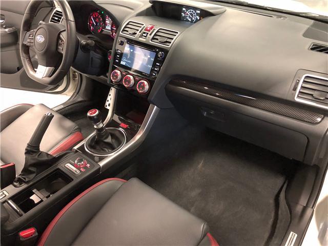 2017 Subaru WRX STI Sport-tech (Stk: R9694C) in Mississauga - Image 22 of 28