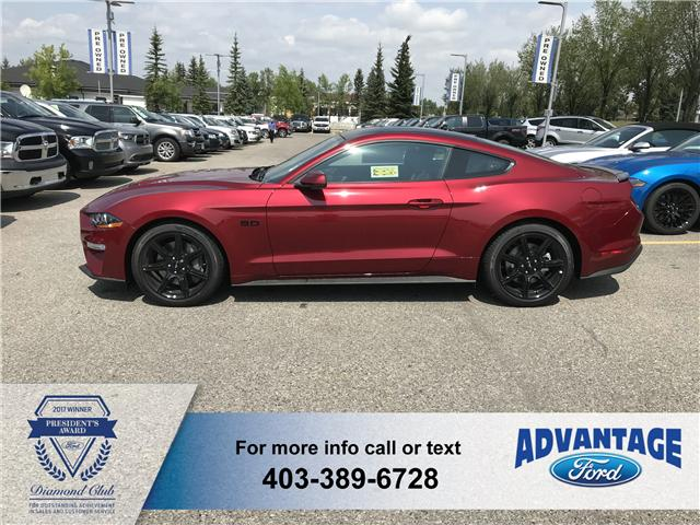 2019 Ford Mustang GT (Stk: K-035) in Calgary - Image 2 of 4