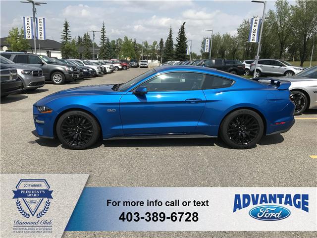 2019 Ford Mustang  (Stk: K-039) in Calgary - Image 2 of 4