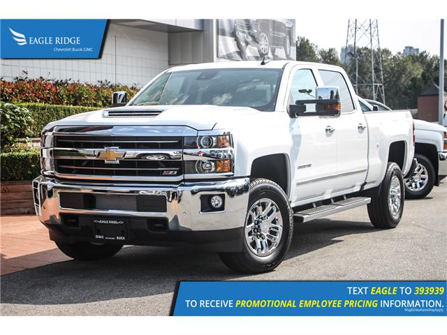 2019 Chevrolet Silverado 3500HD LTZ (Stk: 99901A) in Coquitlam - Image 1 of 19