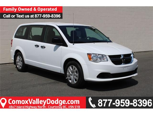 2018 Dodge Grand Caravan CVP/SXT (Stk: R251496) in Courtenay - Image 1 of 29
