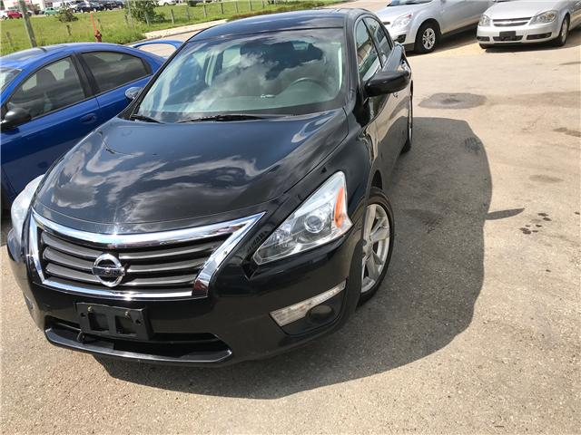 2013 Nissan Altima 2.5 SL (Stk: 24) in Winnipeg - Image 2 of 8