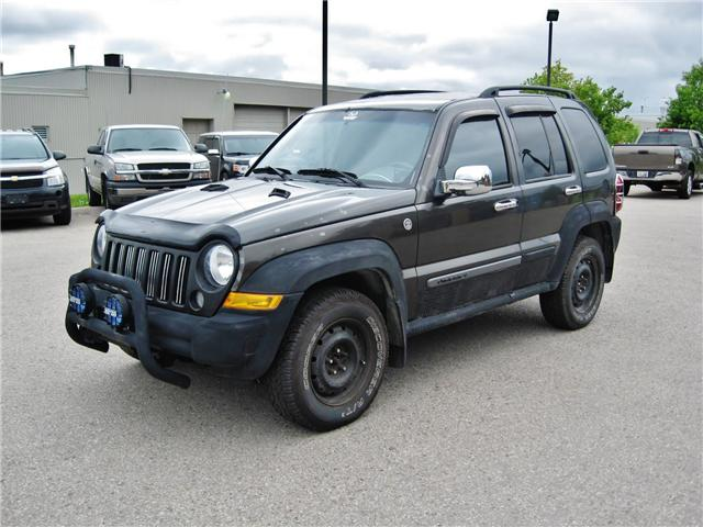 2006 Jeep Liberty Sport (Stk: 1198A) in Orangeville - Image 1 of 11