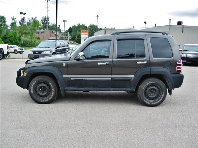 2006 Jeep Liberty Sport (Stk: 1198A) in Orangeville - Image 2 of 11