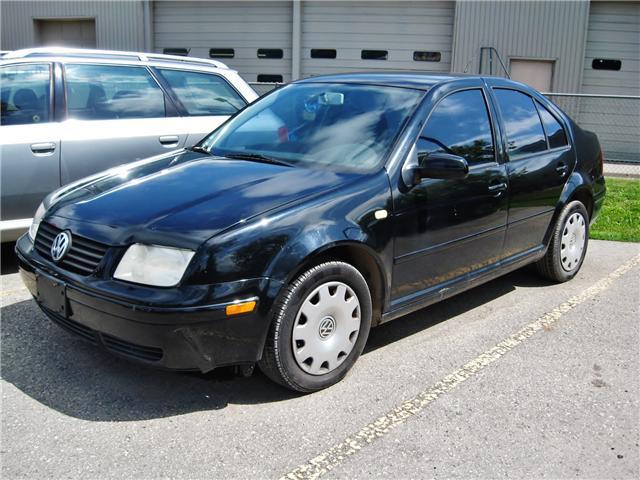 2000 Volkswagen Jetta GL (Stk: 1184A) in Orangeville - Image 1 of 8