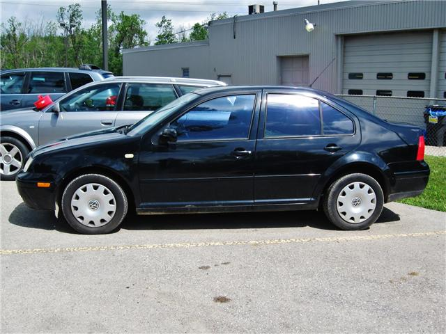 2000 Volkswagen Jetta GL (Stk: 1184A) in Orangeville - Image 2 of 8