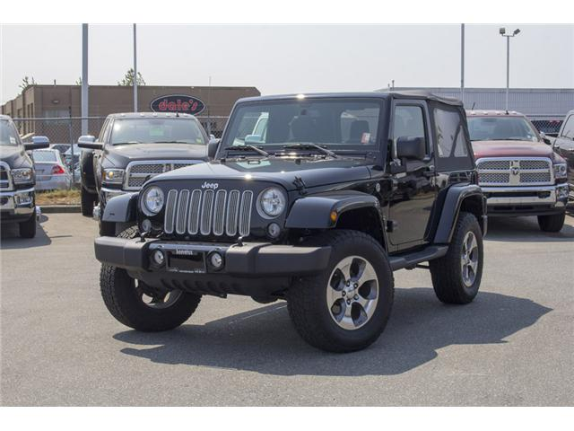 2016 Jeep Wrangler Sahara (Stk: EE890870A) in Surrey - Image 3 of 22