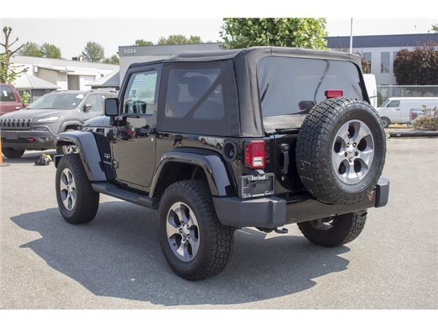 2016 Jeep Wrangler Sahara (Stk: EE890870A) in Surrey - Image 5 of 22