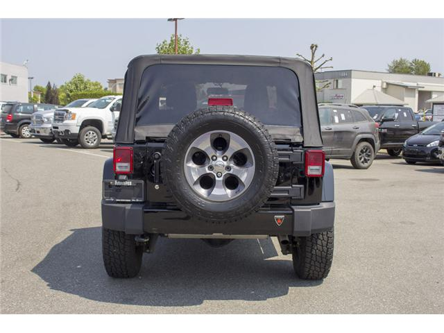 2016 Jeep Wrangler Sahara (Stk: EE890870A) in Surrey - Image 6 of 22