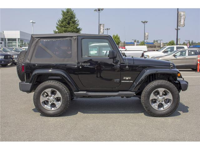 2016 Jeep Wrangler Sahara (Stk: EE890870A) in Surrey - Image 8 of 22