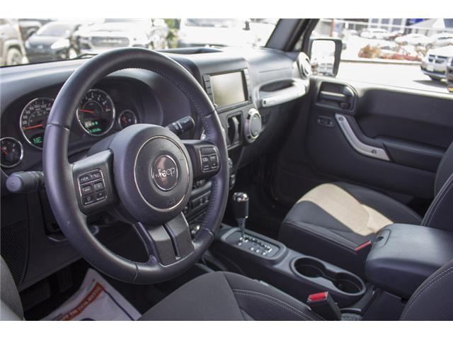 2016 Jeep Wrangler Sahara (Stk: EE890870A) in Surrey - Image 11 of 22