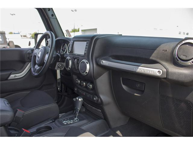 2016 Jeep Wrangler Sahara (Stk: EE890870A) in Surrey - Image 14 of 22
