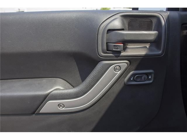2016 Jeep Wrangler Sahara (Stk: EE890870A) in Surrey - Image 15 of 22