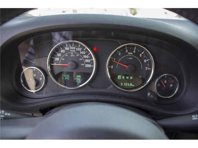 2016 Jeep Wrangler Sahara (Stk: EE890870A) in Surrey - Image 17 of 22