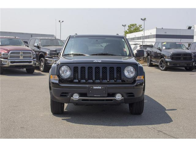 2016 Jeep Patriot Sport/North (Stk: H795971A) in Surrey - Image 2 of 25