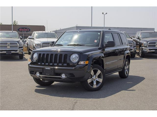 2016 Jeep Patriot Sport/North (Stk: H795971A) in Surrey - Image 3 of 25